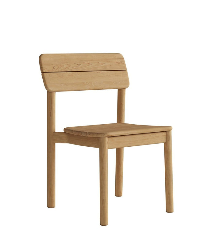 Tanso Outdoor Side Chair in Teak