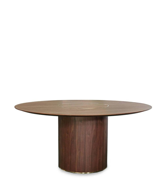 Crawford Dining Table 1 in Walnut