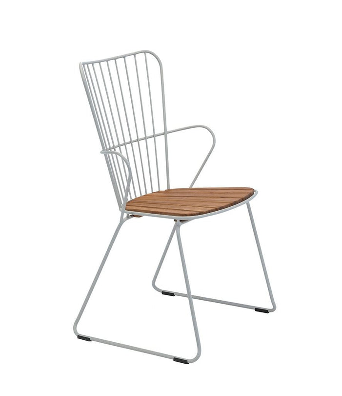 Paon Dining Chair Outdoor Taupe