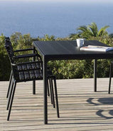 Four Outdoor Dining Table