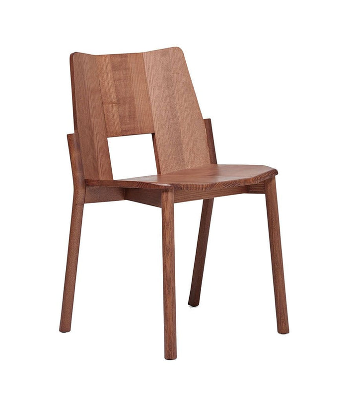 Tronco Chair Walnut Stained Ash