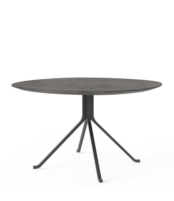 Blink Round Dining Table Oak