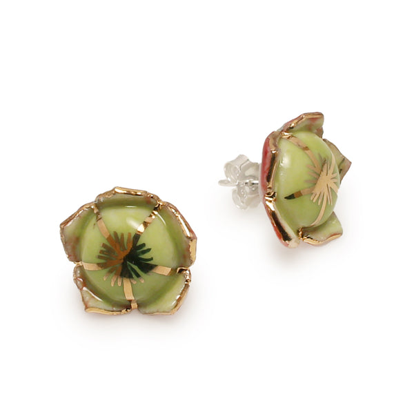Newfoundland Pitcher Plant Earrings