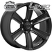 LENSO RTK SATIN BLACK LASER TEXT 20x9.5 6/139.7  +20 WHEEL