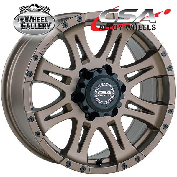 CSA Raptor 16'' 17'' 18'' 20'' 15'' Wheels