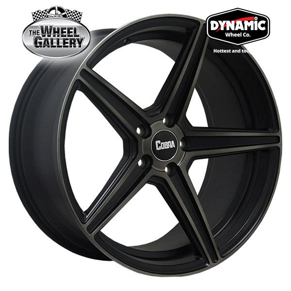 Dynamic Alloy Cobra 20'' Wheels