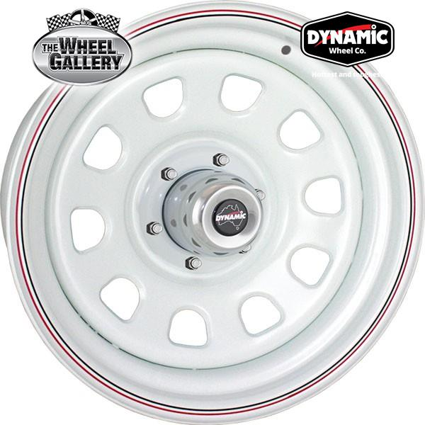 Dynamic Steel D Style 15'' 16'' 17'' Wheels