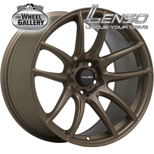 LENSO SPEC-E COPPER 18x8.5 5/114.3  +35 WHEEL