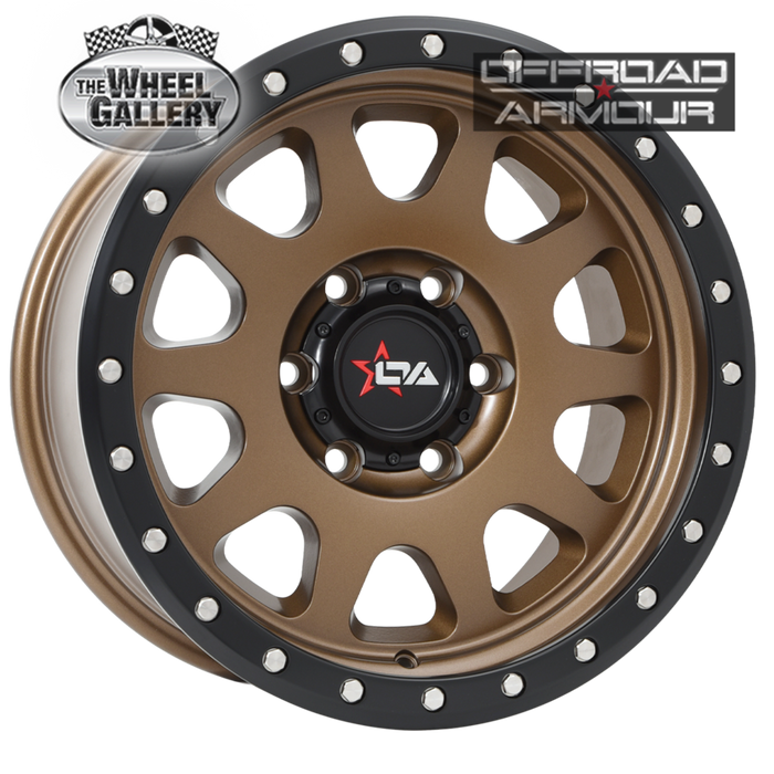 Offroad Armour Crusher 17'' Wheels