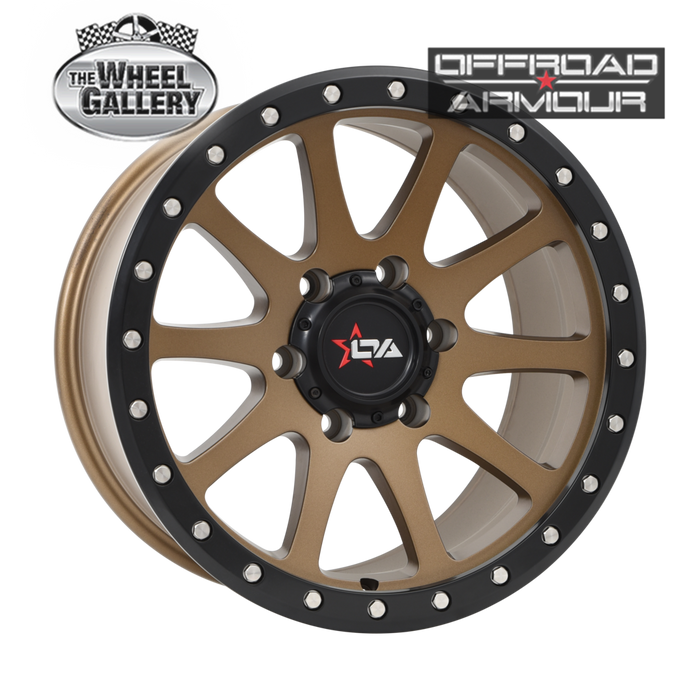 Offroad Armour Grinder 17'' Wheels