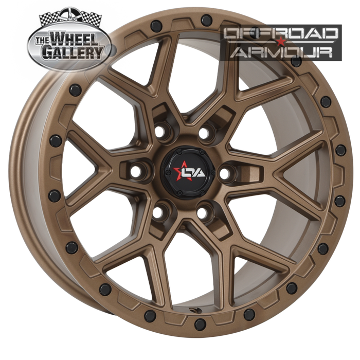 Offroad Armour Predator 17'' Wheels