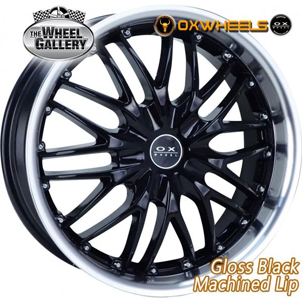 OXWHEELS OX631 16'' 17'' 18'' 20'' Wheels