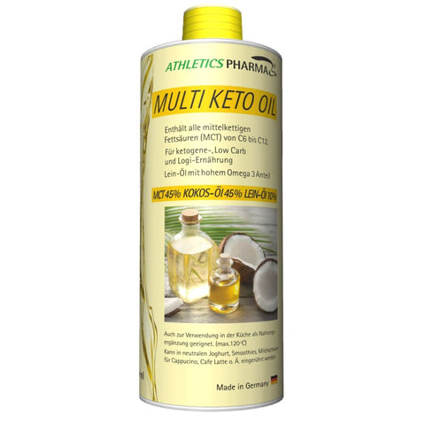 Athletics Pharma Multi Keto Öl (500 ml)