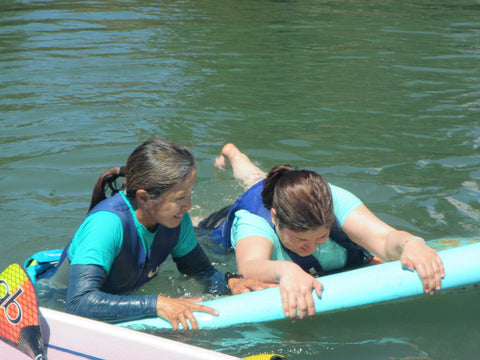 Shirley-SUP-instructor1