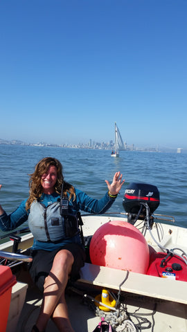 Meet Victoria Anweiler, Mike's Paddle Programs Director