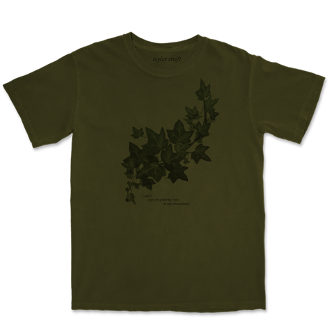 "the ""roots in my land"" t-shirt"