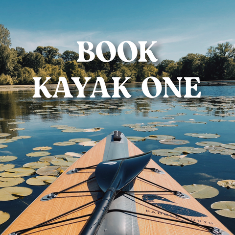 Endeavor Outfitters Paddle North Inflatable Kayak Rental Minnesota