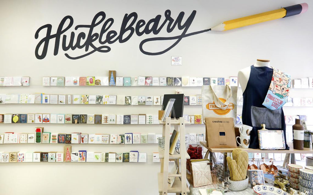 HUCKLEBEARY GIFTS DULUTH MINNESOTA ENDEAVOR PASS NORTH SHORE MN