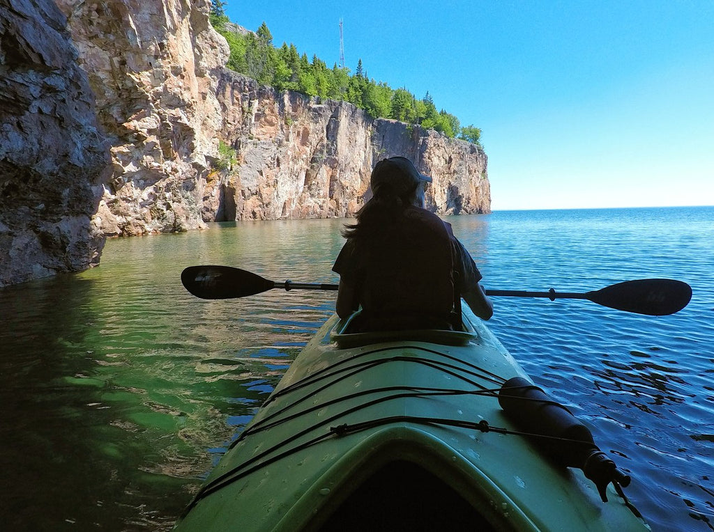 SAWTOOTH OUTFITTERS CANOE KAYAK RENTAL TOFTE MINNESOTA MN ENDEAVOR PASS NORTH SHORE TOUR