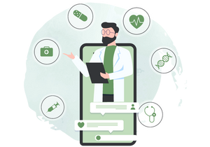 Using technology to bring healthcare to your fingertips
