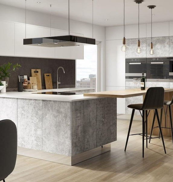 G Shaped Kitchen Inspired by Bliss Kitchen