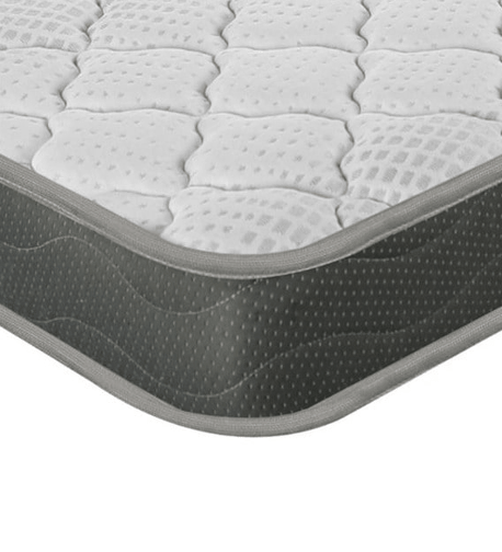 "Featherwell HR Orthopaedic Rebonded Foam King Size ""Reversible Mattress"""