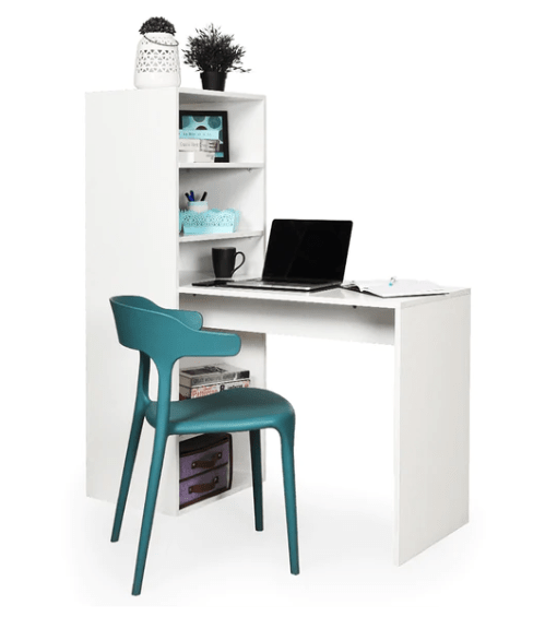 Dollar Study Table in White Colour by Dream Box
