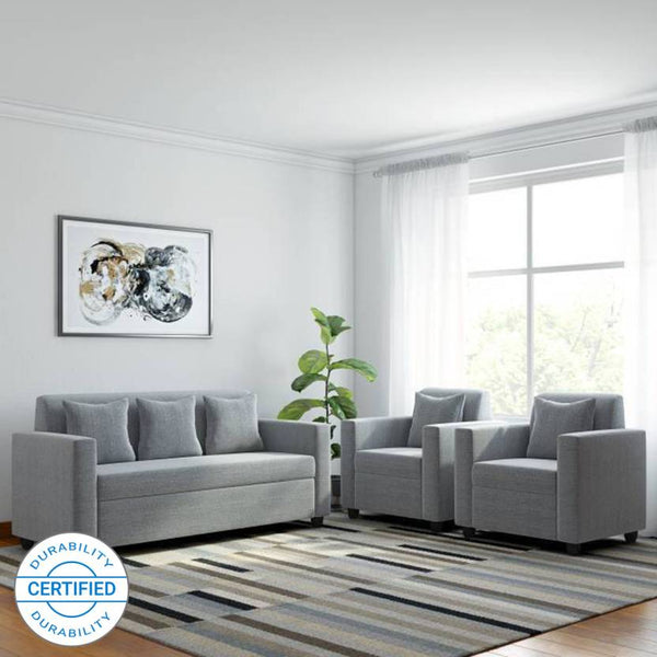 Monteno 5 Seater 3-1-1 Sofa Set