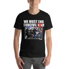 Load image into Gallery viewer, End This Uncivil War Tee