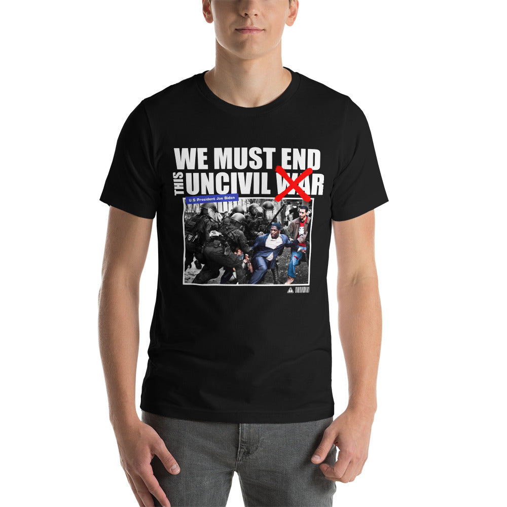 End This Uncivil War Tee