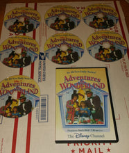 Load image into Gallery viewer, Adventures in Wonderland 1992 81 EPISODES ON 7 DVD'S Elisabeth Harnois