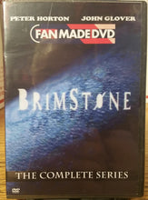 Load image into Gallery viewer, BRIMSTONE (1998) THE COMPLETE TV SERIES ON DVD Peter Horton John Glover Teri Polo Lori Petty