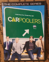 Load image into Gallery viewer, Carpoolers 2007 The Complete Series Dvd Fred Goss Jerry O'connell Faith Ford Jerry Minor Tim Peper