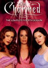 Load image into Gallery viewer, Charmed The Complete Series Seasons 1-2-3-4-5-6-7-8 USA Retail 48 Dvd Set
