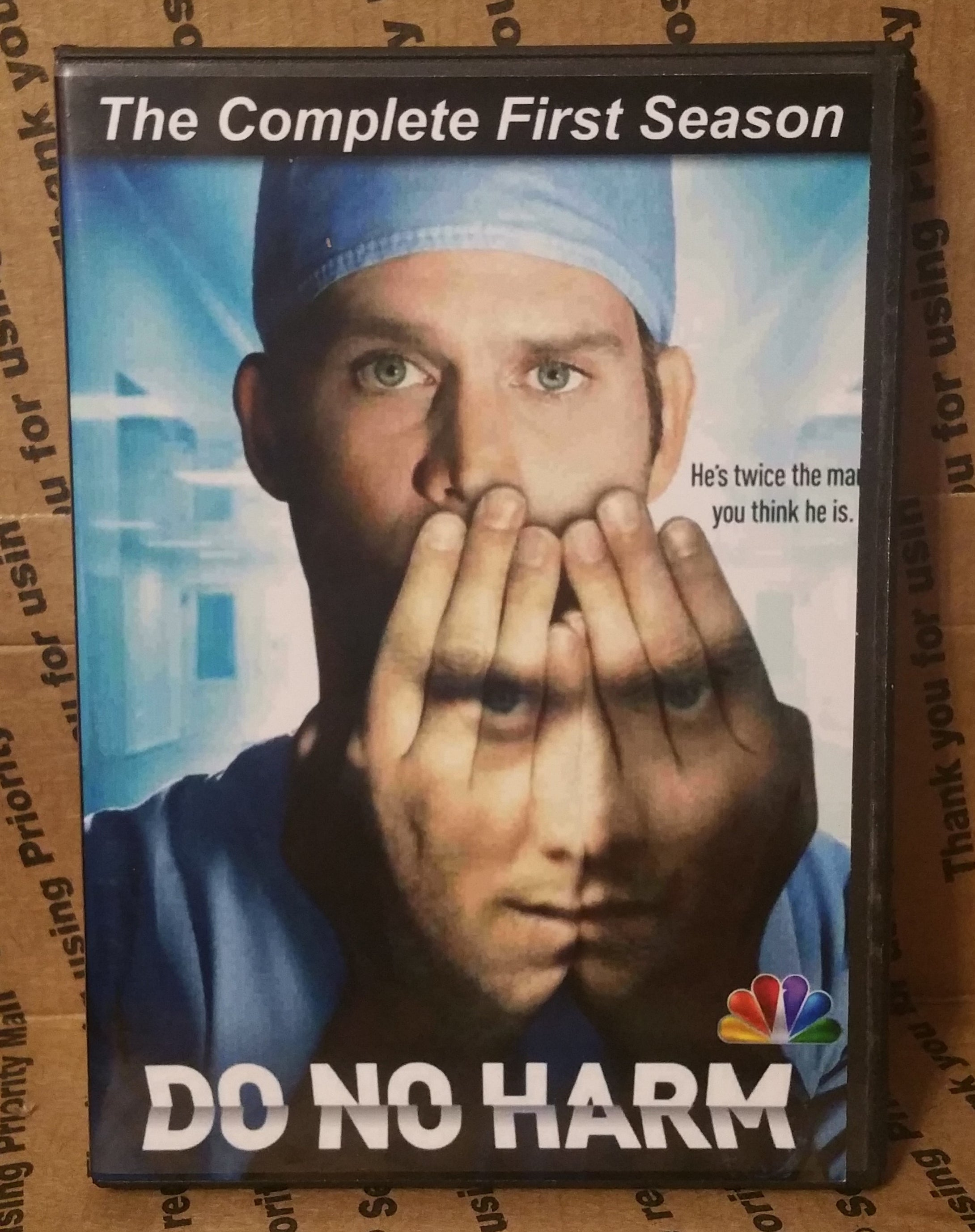 Do No Harm 2013 THE COMPLETE TV SERIES DVD Steven Pasquale Phylicia Rashād Ruta Gedmintas