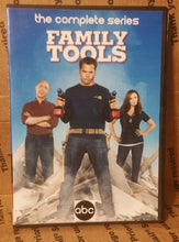 Load image into Gallery viewer, Family Tools 2013 The Complete Tv Series On Dvd Leah Remini Kyle Bornheimer J.K. Simmons