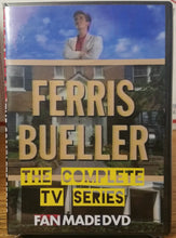 Load image into Gallery viewer, FERRIS BUELLER 1990 THE COMPLETE TV SERIES 13 EPS 1 DVD Charlie Schlatter Jennifer Aniston Ami Dolenz