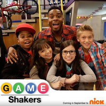 Load image into Gallery viewer, Game Shakers 2015 The Complete Tv Series On Dvd Cree Cicchino, Madisyn Shipman, Benjamin Flores, Jr