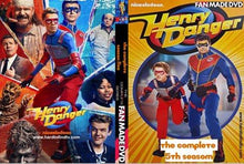 Load image into Gallery viewer, Henry Danger The Complete TV Series On DVD Riele Downs Cooper Barnes Jace Norman Ella Anderson