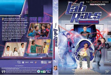 Load image into Gallery viewer, Lab Rats The Complete TV Series On DVD Hal Sparks Tyrel Jackson Williams Spencer Boldman