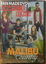 Load image into Gallery viewer, Malibu Country (2012) The Complete Tv Series 18 Episodes On 1 Dvd Reba McEntire Lily Tomlin Sara Rue