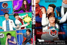 Load image into Gallery viewer, Mighty Med 2013 The Complete TV Series On DVD Bradley Steven Perry Jake Short Paris Berelc