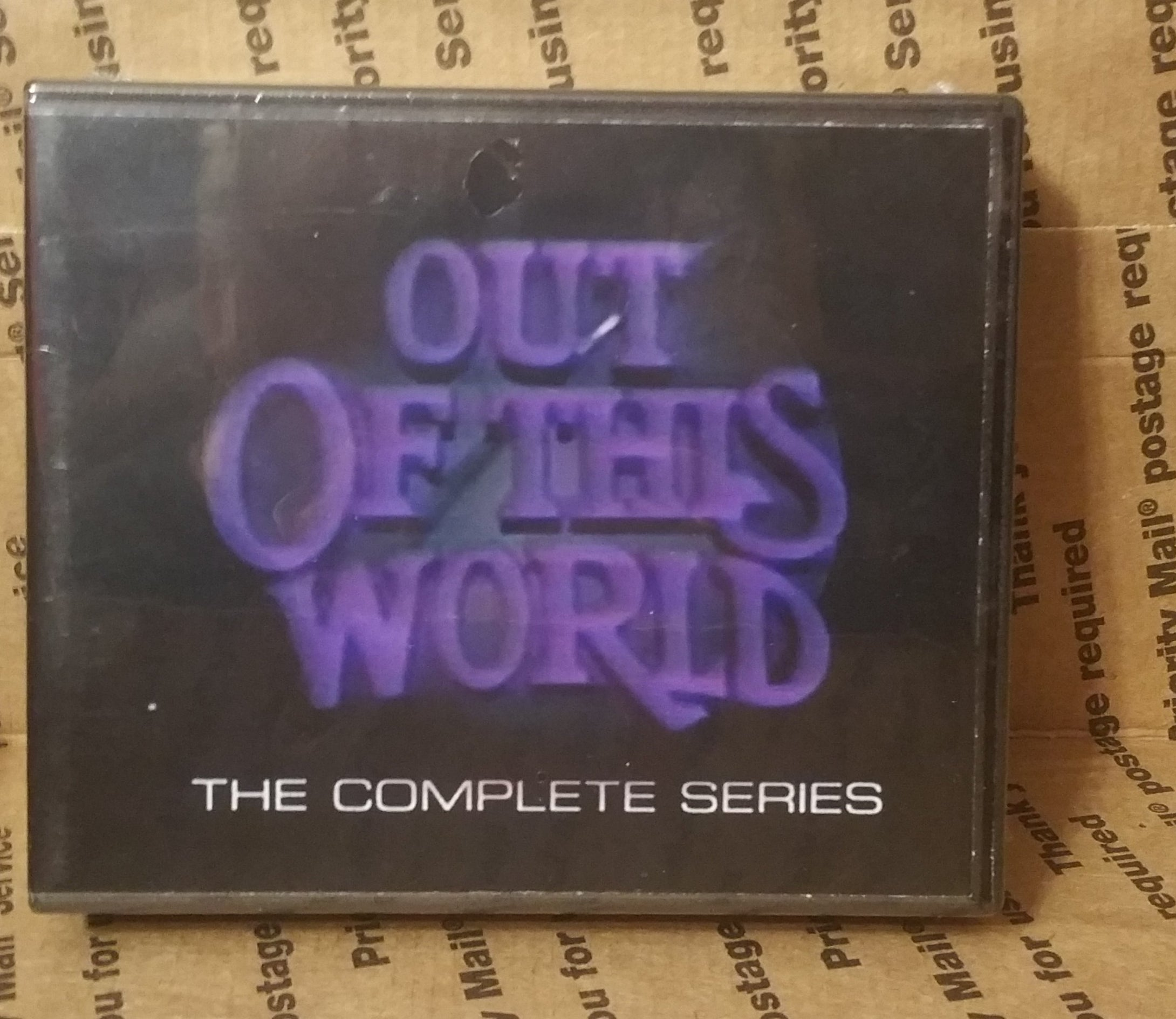 OUT OF THIS WORLD 1987 THE COMPLETE TV SERIES ON DVD