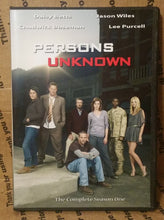 Load image into Gallery viewer, Persons Unknown 2010 THE COMPLETE TV SERIES ON DVD Tina Holmes Kate Lang Johnson Lola Glaudini