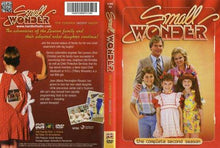 Load image into Gallery viewer, Small Wonder(1985)The Complete Tv Series 96 Episodes On 12 Dvd's Dick Christie Tiffany Brissette