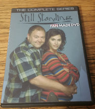 Load image into Gallery viewer, Still Standing 2002 The Complete Series On 8 DVD's Mark Addy Jami Gertz Jennifer Irwin Taylor Ball