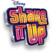 Load image into Gallery viewer, SHAKE IT UP 2013 THE COMPLETE TV SERIES ON 7 DVD's  Disney Zendaya Caroline Sunshine Bella Thorne