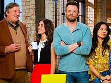Load image into Gallery viewer, THE GREAT INDOORS COMPLETE TV SERIES 22 EPISODES ON 2 DVD'S Joel McHale Stephen Fry