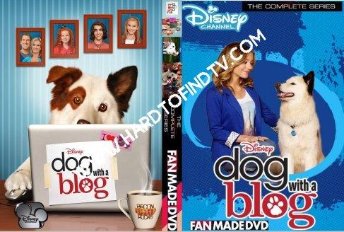 Dog With a Blog The Complete TV Series On DVD G. Hannelius Francesca Capaldi Blake Michael
