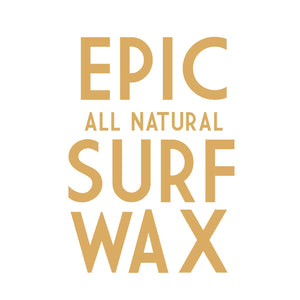 EPIC SURF WAX